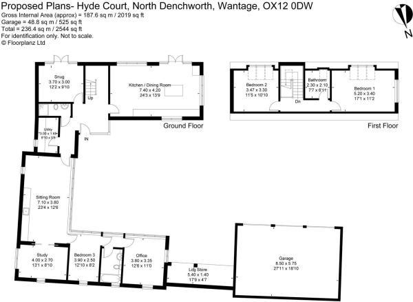 Hyde Court Planning