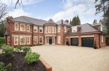 new property in Friary Road, South Ascot...
