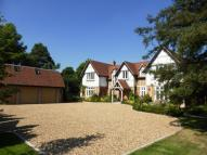 Detached house in Winkfield Lane...
