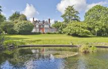 Detached house for sale in Chertsey Road, Chobham...