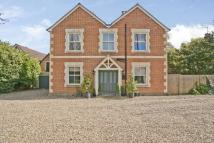 4 bedroom Detached house in London Road, Bagshot...