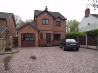 Detached home in West Road, Weaverham...