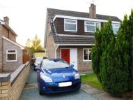 3 bedroom semi detached property in Windermere Road, CREWE