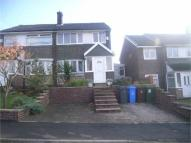 semi detached property in Wordsworth Close...