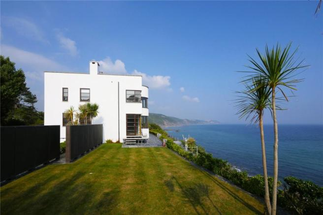 5 Bedroom Detached House For Sale In Plaidy Looe