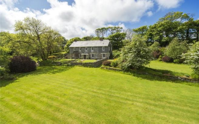 5 Bedroom Detached House For Sale In Lesnewth Boscastle