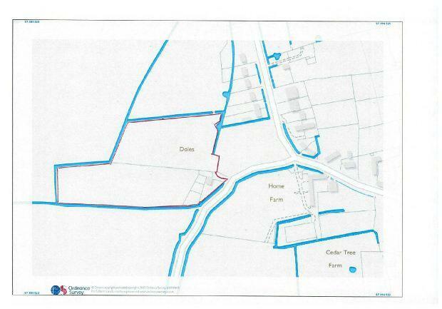 O/S Land Map