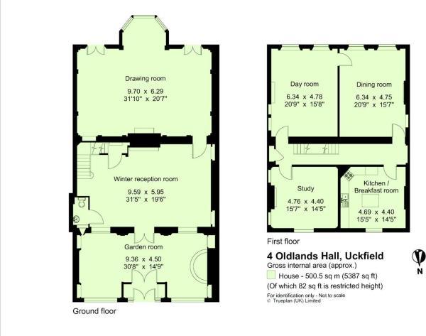 G & 1st Floors No 4