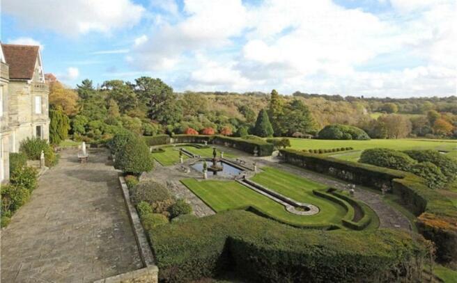Formal Garden No 4