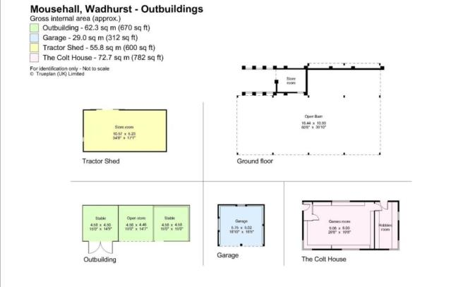 Outbuildings Plans
