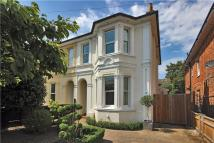 semi detached property in St. James Road...