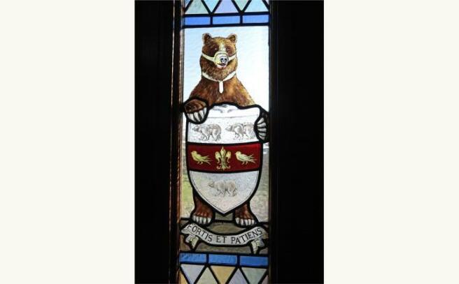 Bear Window Motif