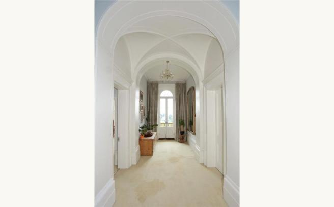 Hall Feature