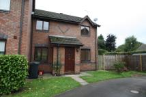 2 bed semi detached property in Honeyfields, Tarporley...
