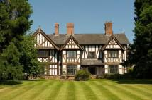 Country House to rent in Tiresford , Tarporley...