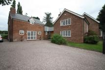 5 bedroom Detached home to rent in Rode Street, Tarporley...