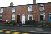 3 bed Terraced property to rent in Nantwich Road, Tarporley...