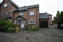 semi detached property in Millfield Lane...