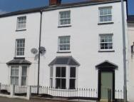 3 bedroom Terraced home in Abergavenny