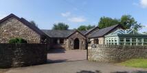 4 bedroom Bungalow for sale in Castle Road, Llangynidr...