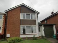 Detached house in Basildene Close, Gilwern...