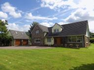 Detached house for sale in Llangynidr, Crickhowell