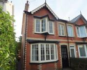 Abergavenny semi detached house for sale