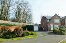 Detached house in Abergavenny