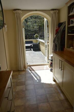 Kitchen to Patio