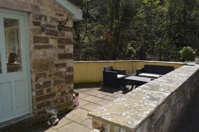 Patio Area to ...