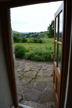 Door from dini...