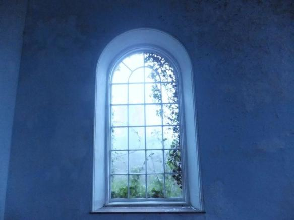 Inside window