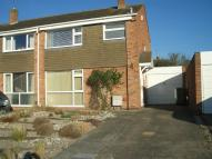 semi detached home in Crown Drive...