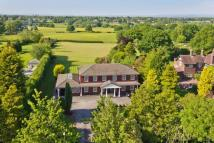 Detached house for sale in Prestbury Road, Wilmslow...