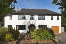 5 bed Detached property in Vale Road, Wilmslow...