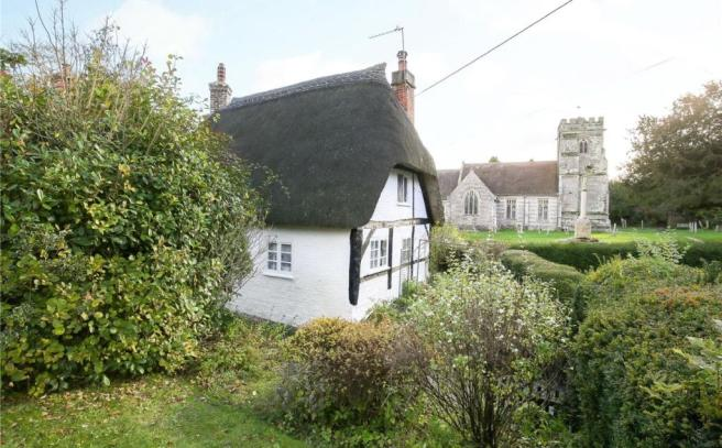 2 Bedroom Detached House For Sale In Witchampton Wimborne
