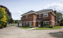 Detached home in Dunboyne Place...