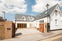 semi detached property in Prince Consort Mews...