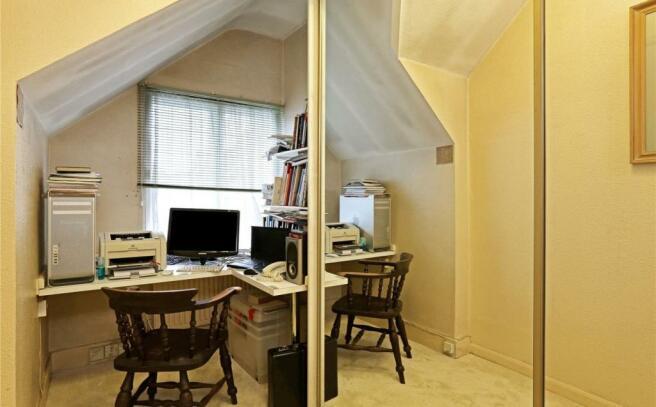 Dresing Room/Study