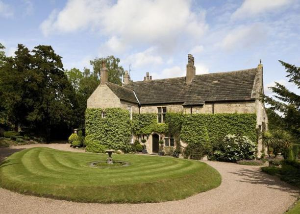 4 Bedroom Detached House For Sale In The Old Rectory Old