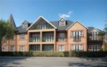 2 bed new Flat in Epping New Road, Plot 8...