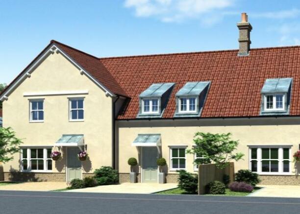 3 Bedroom House For Sale In Rushden Close Rushden Close Fulbourn Cambridge Cb21