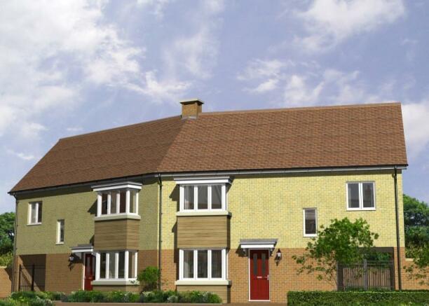 3 Bedroom House For Sale In Trinity Gate Arbury Arbury Park Cambridge Cb4