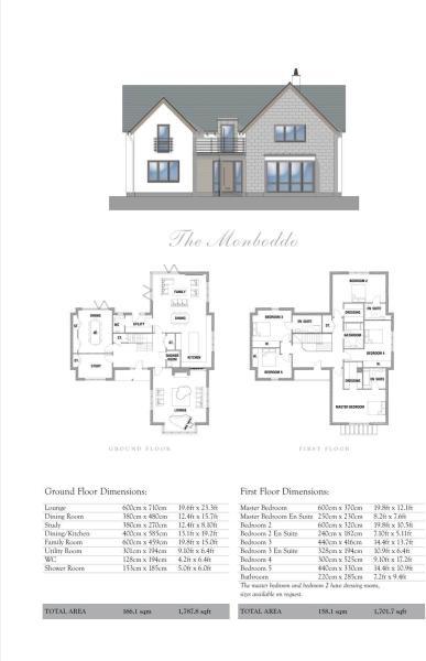 Monboddo House Type