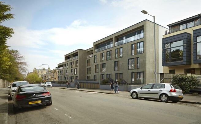 50 Newbattle Terrace