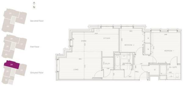 Friarton Floorplan