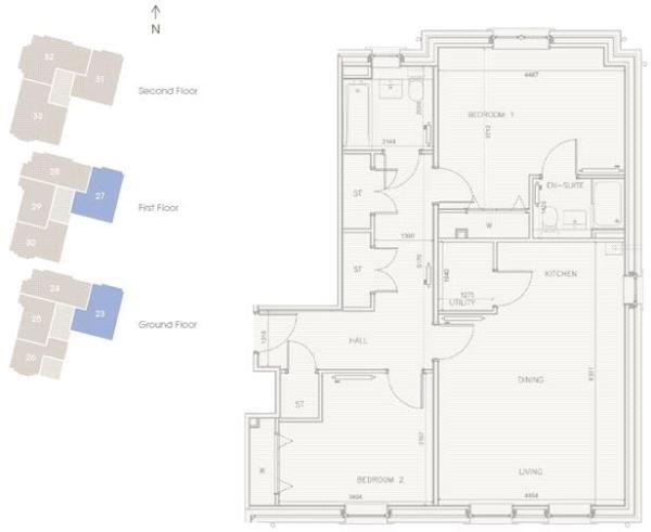 Leven Floorplan