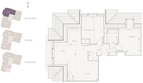 Union Floorplan
