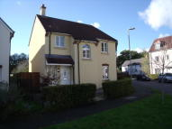 semi detached house in Willand Moor Road...