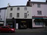1 bed Flat to rent in Fore Street, Tiverton...
